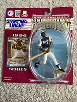 1996 Hank Aaron Starting Lineup Cooperstown Collection Braves