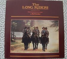 "RY COODER ""THE LONG RIDERS OST"" RARE CD JAPANESE EDITION WPCP-3160 LYRICS & OBI"