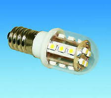 E14 Pigmy Lamp 16 LED Warm White Bulb 230 Volt