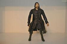 """LOTR Señor De Los Anillos Aragorn 2002 Acción Figura Marvel con el traslado de brazo 6.5"""""""