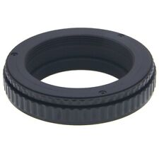 M42 To M42 Focusing Helicoid Ring Adapter 12 - 17Mm Macro Extension Tube(1P V9W3