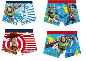 Toy Story Boxers 2 Designs in 4 Sizes
