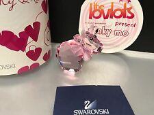 Swarovski Figur Pinky Mo 4,5 cm. Mit Ovp & Zertifikat. Top Zustand