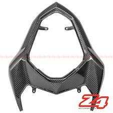 2013-2016 Kawasaki Z800 Rear Upper Tail Driver Seat Fairing Cowling Carbon Fiber