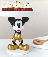 New listing Disney Mickey Mouse Wedding Cake Stand Party Gold New