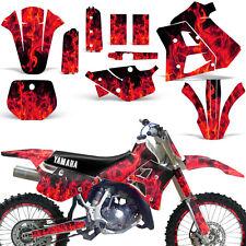 Yamaha Graphic Kit WR 250Z Dirt Bike Decal w/ Backgrounds WR250Z 1991-1993 ICE R