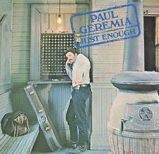 Paul Geremia - Just Enough [New CD]