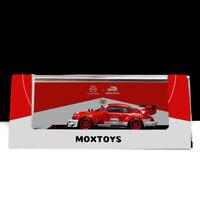 TimeMicro x Moxtoys 1:64 Porsche RWB 964 Marlboro #25