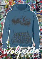 Forget volcom, burton, oakley and O'neil - get a Wolfride snow board hoody!