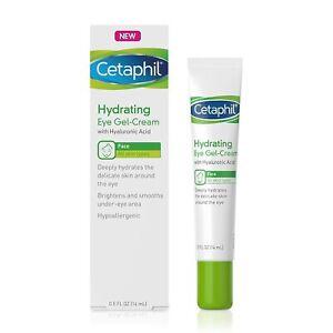 Cetaphil Hydrating Eye Gel-Cream, 0.5 Fl Oz