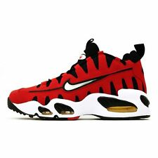 Size 9 / 10.5 Nike Men Air Max NM Nomo Shoes 429749 600 Red Black White