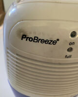 Pro Breeze® Electric Mini Dehumidifier - For Moisture at Home NO POWER CABLE