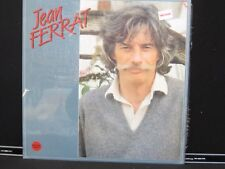JEAN FERRAT DISQUES TEMEY 2400911 W/ INNER SLEEVE FRENCH IMPORT VINYL LP