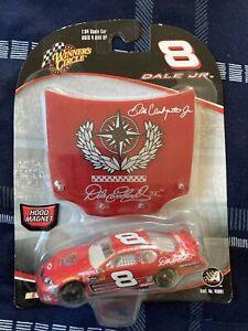 Dale Earnhardt Jr. Winners Circle 1/64 Car with Hood NEW