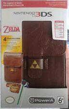 Zelda Adventurer's Pouch Kit Travel Case Stylus Cloth for 3DS, DS XL, DSi