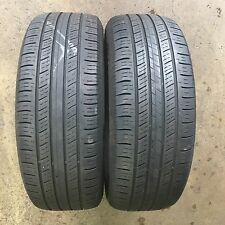225/60R17 - 2 second hand tyreS HANKOOK Kinergy GT   $80.00