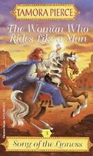 The Woman Who Rides Like a Man (Song of the Lioness Quartet, Book 3), Pierce, Ta