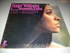 ROGER WILLIAMS SPANISH EYES LP VG+ Pickwick/33 SPC-3367 1974