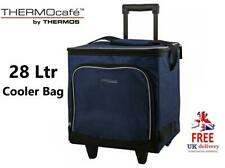 THERMOS THERMOCAFE INSULATED WHEELED COOLER BAG - 28 LITRE CAMPING, PICNIC