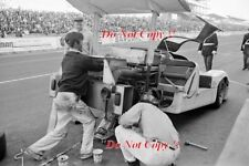 Phil Hill & Mike Spence Chaparral 2F Le Mans 1967 Photograph 2