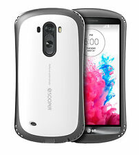 Hybride 360 ° Shock Proof Heavy Duty coussin d'air Drop Protection Cover Case Pour LG G3