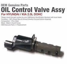 OEM Parts OIL Control Valve Timing Actuator 1Pcs For KIA 2.0 1975cc DOHC Car