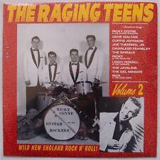 NORTON ROCKABILLY LP Various Artists - The Raging Teens Volume 2 - SEALED VINYL