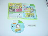 SPONGEBOB HEROPANTS game disc only in case - Microsoft XBOX 360