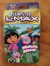 LEAP FROG LEAPSTER L-MAX DORA THE EXPLORER PREK-K/ AGE 4-6 NEW AND SEALED