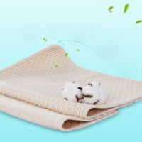 Urine Pad Organic Cotton Waterproof Baby Mat Urine Pad Bed Mattress Kids