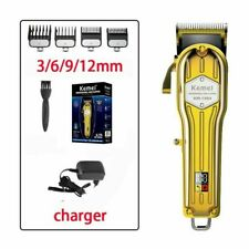 Kemei-1984 Rechargeable Electric Hair Clipper High Performance T-Blade UK SELLER
