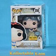 Snow White & the Seven Dwarfs - Snow White Diamond Glitter Pop! Vinyl (RS) #350