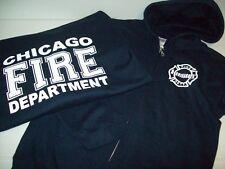 Chicago Fire Department Full Zip Hoodie