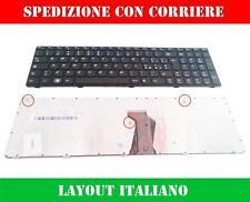 TASTIERA PER NOTEBOOK LENOVO IDEAPAD Z560 Z565 G570 25-010791 V-117020AK1-IT