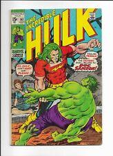 Incredible HULK 141 origin / 1st Doctor Samson July, 1971 GD/VG-