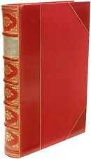 Hans Christian Anderson - Fairy Tales & Legends - IN A FINE LEATHER BINDING!