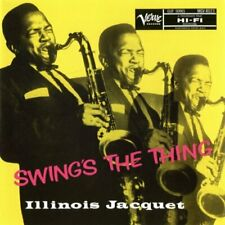 VERVE | Illinois Jacquet - Swing's The Thing SACD