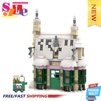 MOC-46627 Honeydukes Sweet Shop - SP001 Building Blocks Good Quality Bricks Toys