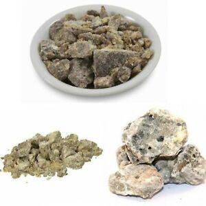 Myrrh Resin Incense Gum  organic Biblical AROMATIC ROCK Commiphora Myrrha Bulk.
