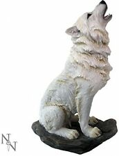 Nemesis Now - Storms Cry Wolf Figurine