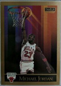 1990 M Skybox Michael Jordan #41 Chicago Bulls Hall Of Fame Rare