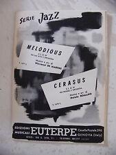 Partition Série Jazz Melodious de Martini Cerasus Romano Slow