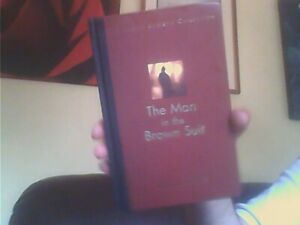 The Man in the Brown Suit-Agatha Christie Hardback English Planet Three