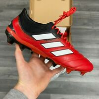 ADIDAS COPA 20.1 FG BLACK RED MOULDED FOOTBALL BOOTS SIZE UK9 US9.5 EF1948