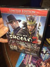 Total War Shogun 2 PC DVD Game