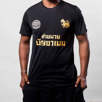 Muay Thai / Boxing Buakaw Banchamek Team T-Shirt Micro/Cotton