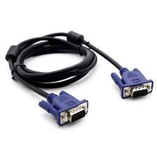 3 M Vga/SVGA Cable De 15 Pines Macho A Macho PC Monitor TV LCD Plasma LED TFT de plomo