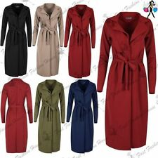 Polyester Wrap Coats & Jackets for Women