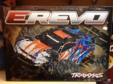 EREVO 2 TSM BRUSHLESS TRUGGY 1:10 +110KMH 2.4GHZ TQI TRAXXAS 86086-4 COLOR AZUL