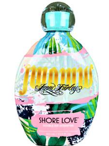 JWOWW SHORE LOVE Double Dip Intensifier Tanning Lotion 13.5 oz Bottle